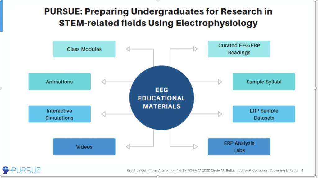 eeg material diagram