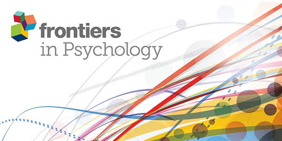 frontiers in Psychology presentation cover