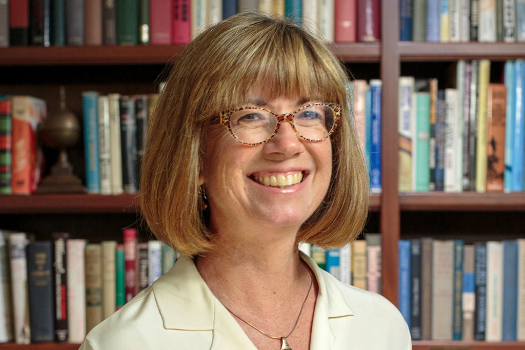 headshot of dr. cathy reed