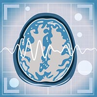 brain waves graphic