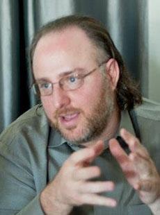 Headshot of David Leland